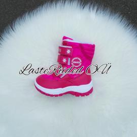 Теплые ботинки для девочек