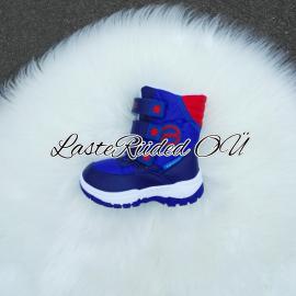 Теплые ботинки для мальчиков