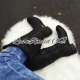 Warm long boots for women