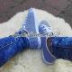 Women's striped sneakers