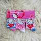 Hello Kitty Socks (1pack - 3pairs)