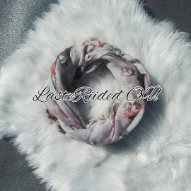Женский тонкий шарф