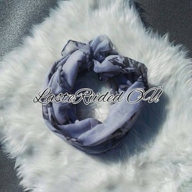 Women's thin scarf