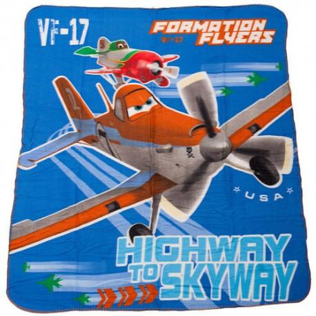 Planes Fleece Blanket