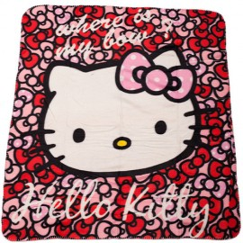 Hello Kitty fliistekk