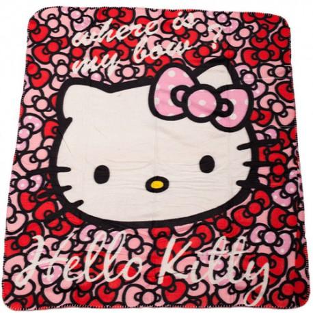 Hello Kitty fliistekk