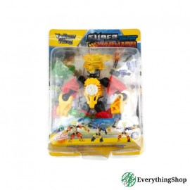Toy - Super Warrior