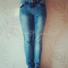 Naiste stretch teksapüksid