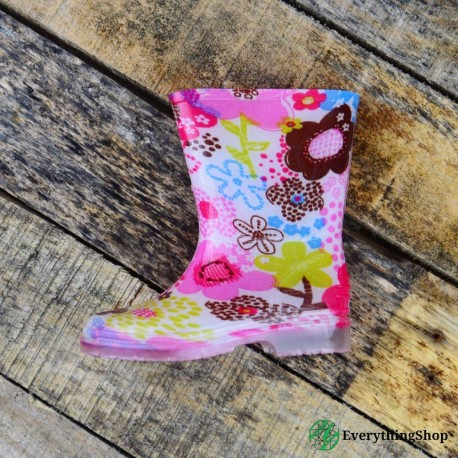 Rubber boots for girls